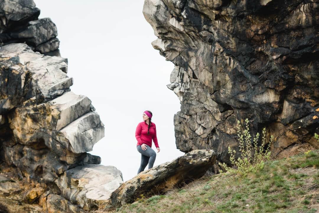 Über Johanna Tschirpke - Wanderseminare für Gipfelstürmerinnen - Wandercoaching im Harz